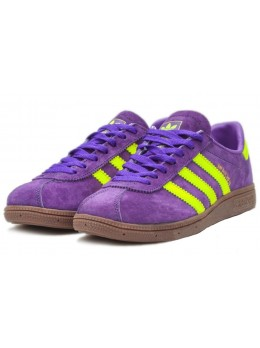 Adidas Munchen purple