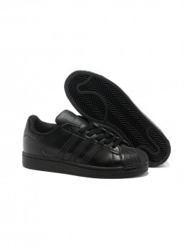 Adidas Superstar Full черные