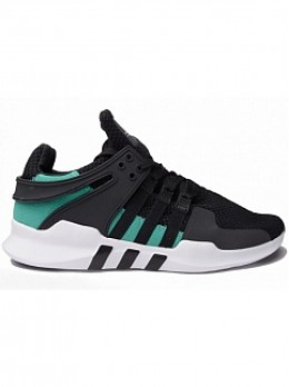 Adidas Equipment Running Support 93 черные с зеленым