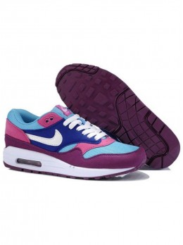 Nike Air Max 87 Бордовые