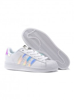Adidas Superstar Junior белые