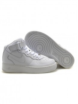 Nike Air Force 1 Белые