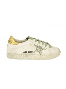 Кеды Golden Goose Gold