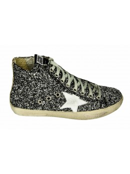 Кеды Golden Goose Black Light