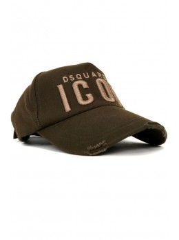 Мужская кепка Dsquared2 - Brown
