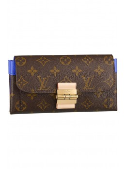 Кошелек Louis Vuitton Elysee Blue*