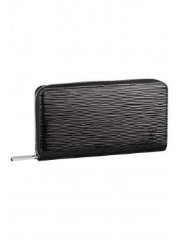 Louis Vuitton Zippy Wallet EL Noir*