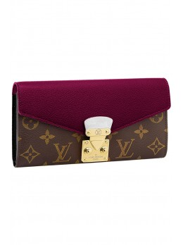 Кошелек Louis Vuitton Pallas Wallet Noir*