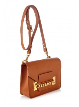 Клатч Sophie Hulme Orange