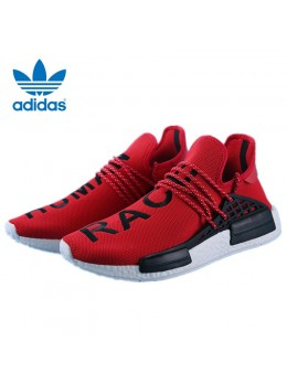 Кроссовки ADIDAS NMD HUMAN RACE Red