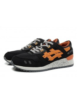 Кроссовки Asics Gel Saga Black Yellow