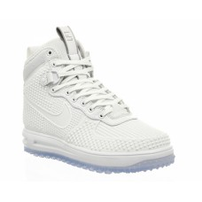 Nike Air Force Lunar Белые