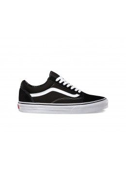 Кеды Vans Old school Black White Sole