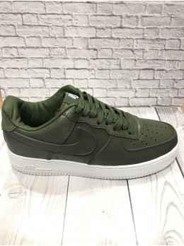 Nike Air Force 1 Зеленые