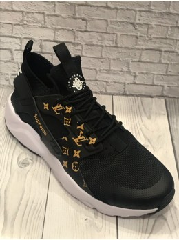 Кроссовки  SUPREME X LOUIS VUITTON Huarache Арт.14305